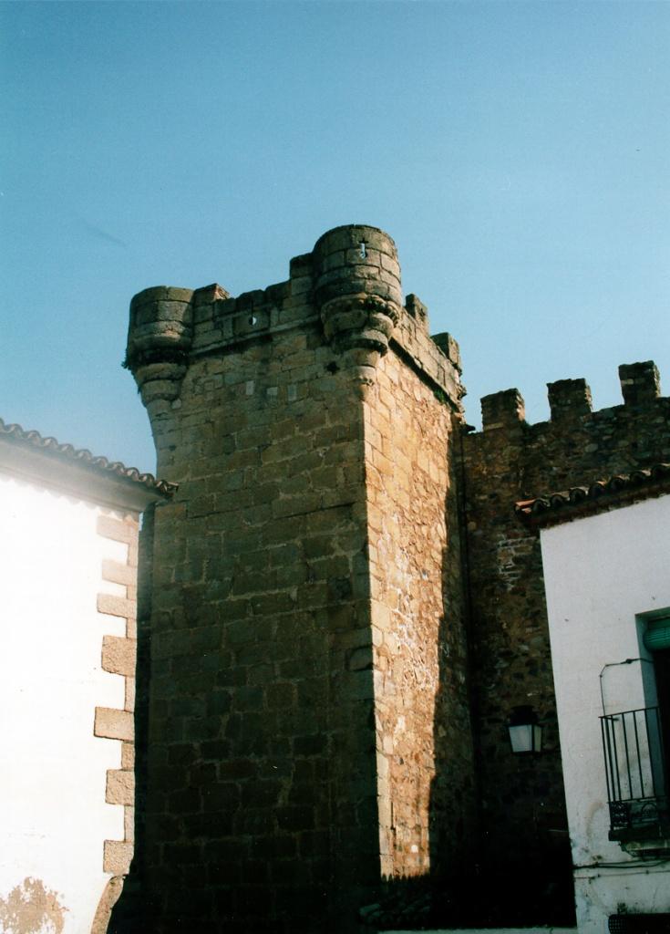Qué ver en cáceres Torre de los púlpitos