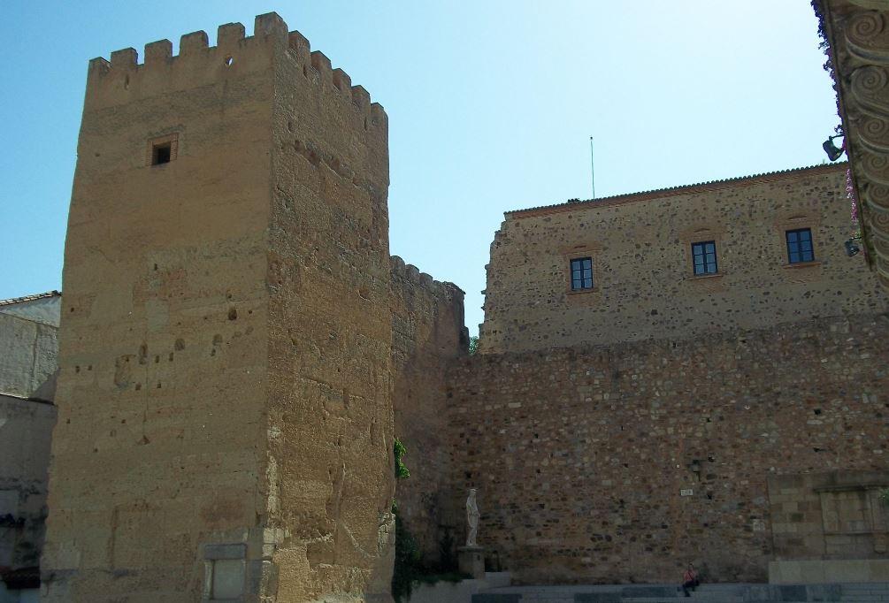 Qué ver en Cáceres, torre de la hierva