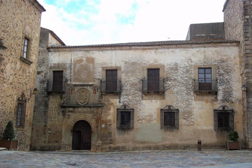 qué ver en cáceres, Casa de Hernando Ovando
